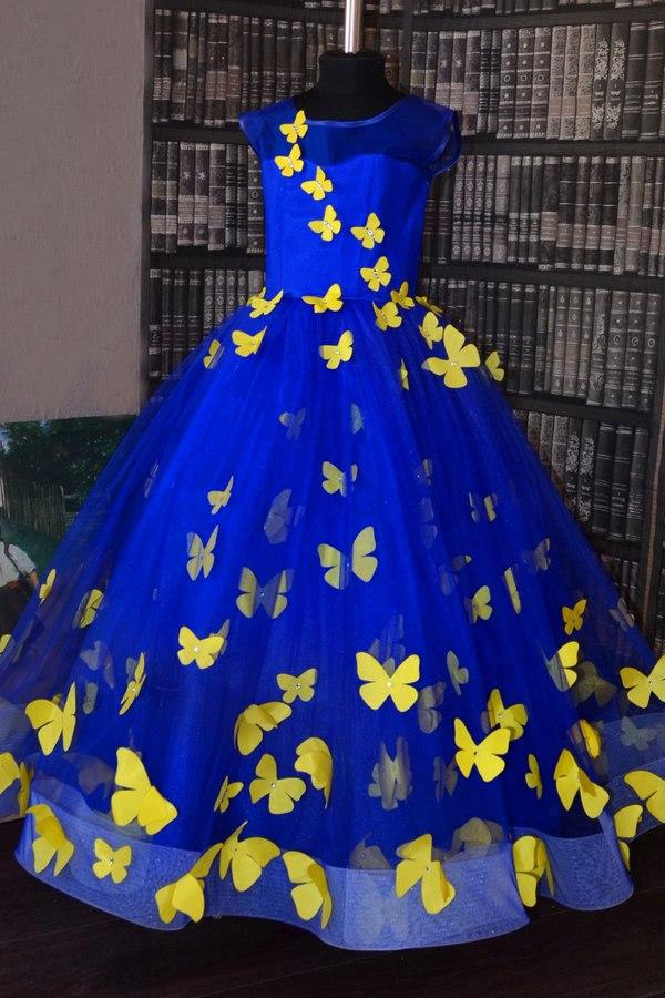 фото красивых платьев детских